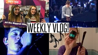 VLOG: Seeing SHAWN MENDES & My Photography Exam!