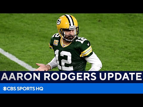 NFL Insider on Aaron Rodgers Potential Deal with Packers | CBS Sports HQ