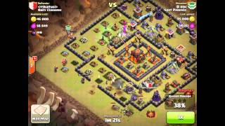 Clash of Clans Attacks - Episode 38 - How to Attack Like a Champion!