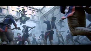 Assassin's Creed Unity - Кинематографический трейлер