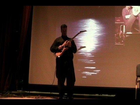 Dennis Davis - Hand on Heart by Steve Vai