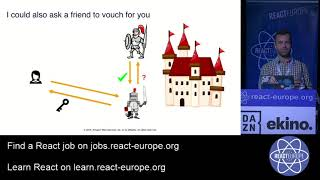 Security and Data in React - Richard Threlkeld aka @undef_obj at @ReactEurope 2019