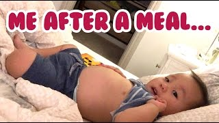 Me After A Meal...
