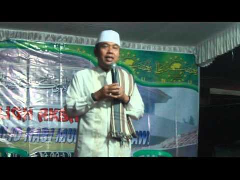 Ceramah Maulud Nabi Kh. Musfiq Amrullah LC,1