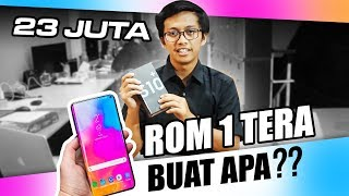 Unboxing & Review Samsung S10+