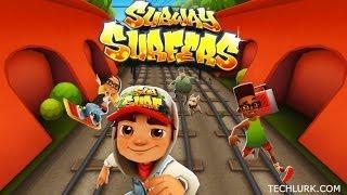 Subway Surfers | Jeux gratuit | Play Store/Apple store | Courez courez vous m