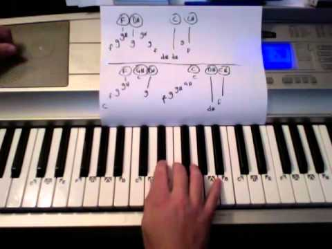 Mirror Lil Wayne Piano Lesson Ft Bruno Mars Todd Downing Youtube