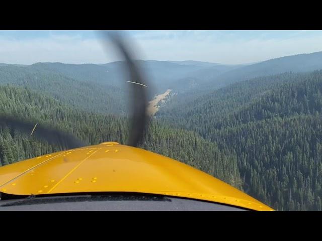 Idaho Backcountry Flight Dixie, ID
