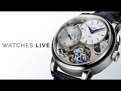 Watches Live: The Best Watches This Evening: Rolex, Omega, Audemars Piguet, Sinn, Jaeger LeCoultre