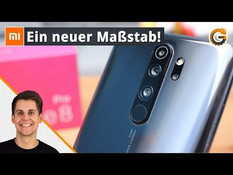Redmi Note 8 Pro: Einfach ganz großes Kino! - Test