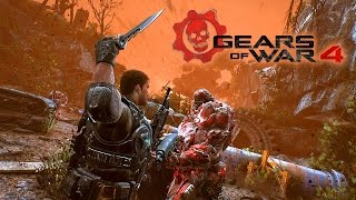 Gears of War 4 - Official Campaign Gameplay