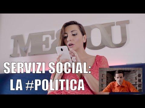 Fabio Rovazzi ai #ServiziSocial - Martina dell