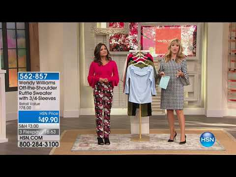 HSN | Wendy Williams Fashions 09.08.2017 - 07 PM