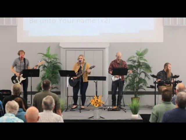Sunday Worship Service - September 19th, 2021