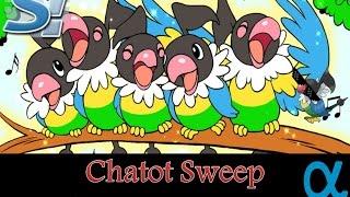 Pokémon Sweep #1 Chatot - Pokémon showdown