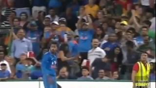 Hardik Pandya Sensational Fielding  vs Australia