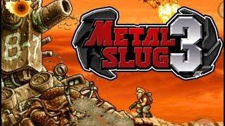 METAL SLUG 3 - Juego completo