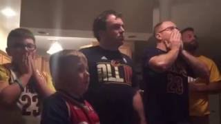 The CAVS win the Finals and Our Family is Loving It...