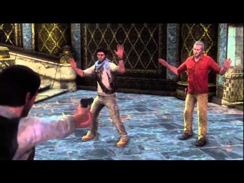 Uncharted 3 Drakes Deception Final Boss and Ending