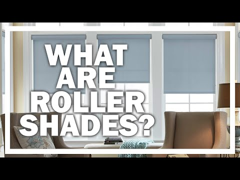 Custom Roller Shades | Window Treatment Ideas