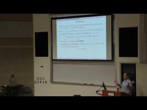 Howard Wiseman - What is Quantum Markovianity?