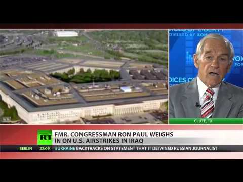 Ron Paul on Iraq Crisis