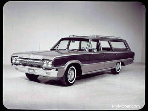 1965 Dodge Station Wagons vs. The Competition Dealer Promo Film