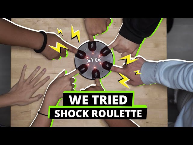 We Tried Shock Roulette