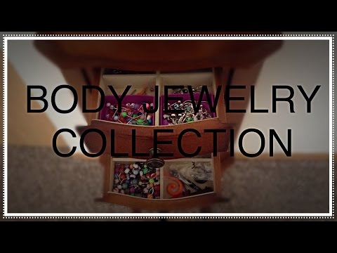Body Jewelry Collection (2016) | NativeBeauty
