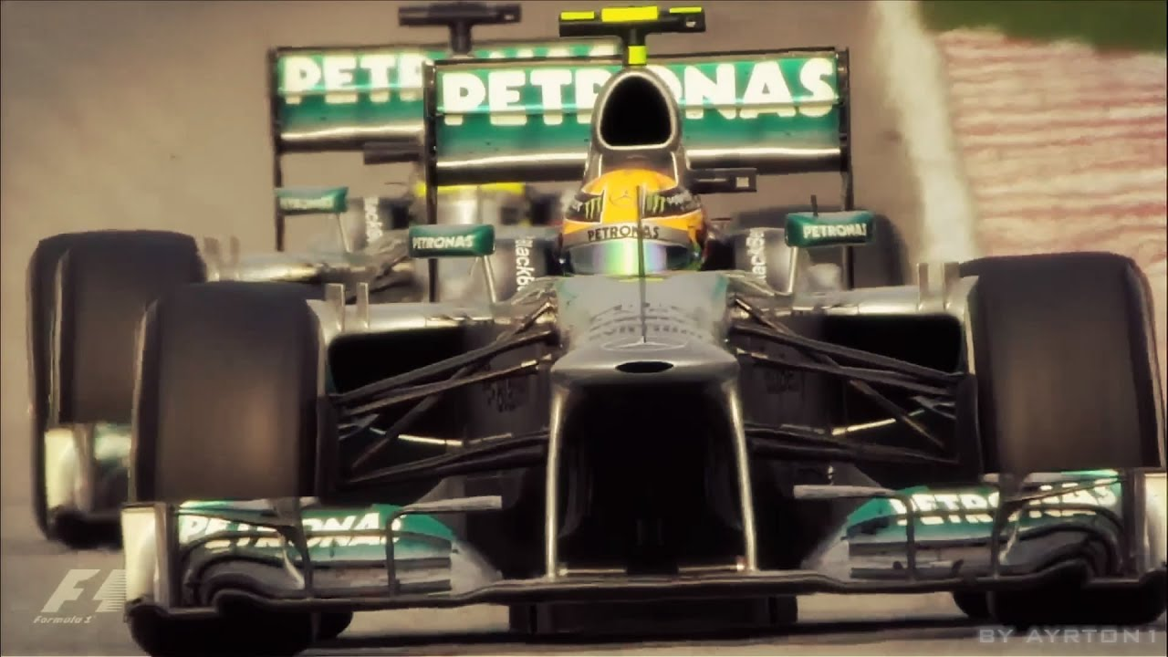 Mercedes-Benz - The Road to Victory - YouTube 11de3185e18