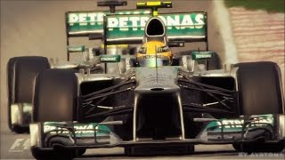 Mercedes-Benz - The Road to Victory