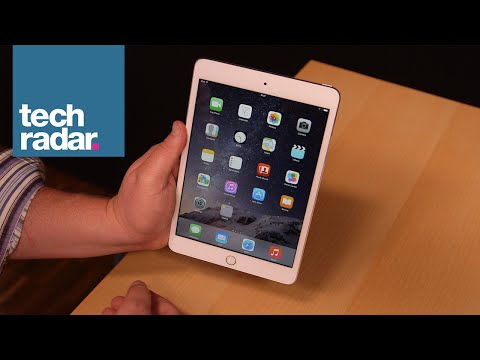 iPad Mini 3 hands on