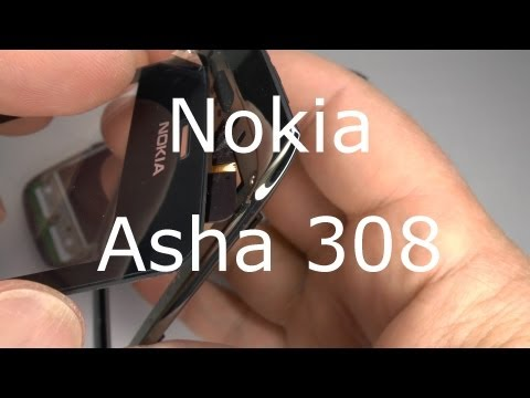 Nokia Asha 308 Disassembly & Assembly - Digitizer Touch Screen & Display Replacement