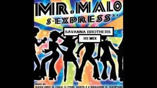Mario Lopez - Sexpress (Savanna Brothers Remix).wmv