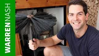 How to Sweep a Chimney - Do it Yourself & Save Money - Warren Nash