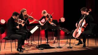 Armida Quartet: Beethoven String Quartet No 15 in A minor op.132 V. Allegro appassionato