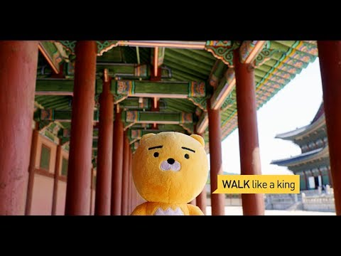 Travel Korea with Kakao Friends Ep. 2 - Ryan explores the old places of Korea