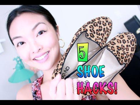 5 Shoe Hacks Every Girl Needs To Know!