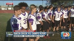 Field Trip Friday: Meeting the kids of Queen Creek High School