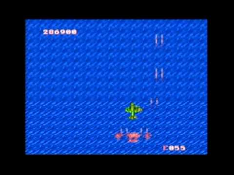 1943: The Battle of Midway - NES - Mission 4