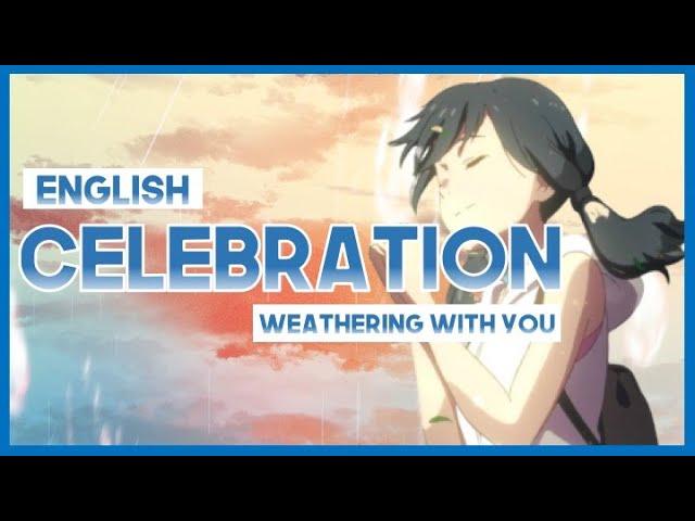 Mew Celebration 祝祭 Weathering With You Ost English Cover Lyrics Youtube
