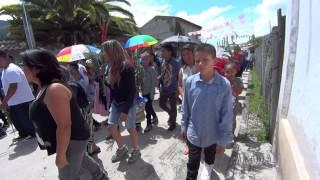 """Santa Rosa Caxtlahuaca, Oaxaca 2015- """"La Procesion del 30 de Agosto"""""""