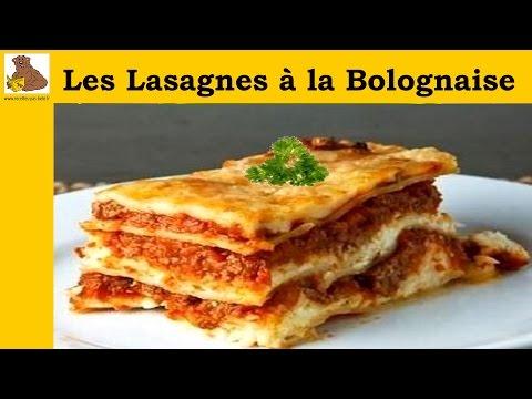 les-lasagnes-à-la-bolognaise-(recette-facile)
