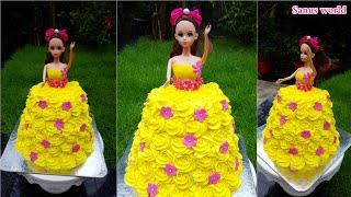 എളപപതതൽ തനന ഒര Barbie Doll കകക ചയതലSuper Tasty  Recipe MalayalamSanus world