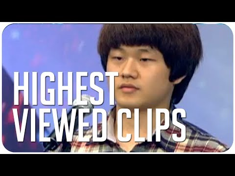 The highest viewed Got Talent acts of all time!
