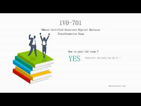 [Release] VMware VCA-DBT 1V0 701 Certification Exam Dumps   Passtcert