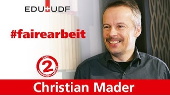 EDU Thurgau Wahlspot - Christian Mader | Grossratswahlen 2020