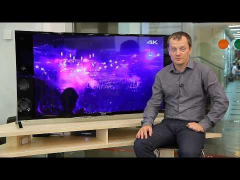 Sony BRAVIA KD-55X9005 review by Hi-Fi.ru (HD 1080p)