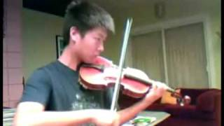 Violin Cover (Version 2) for Wedding Dress (by Taeyang)