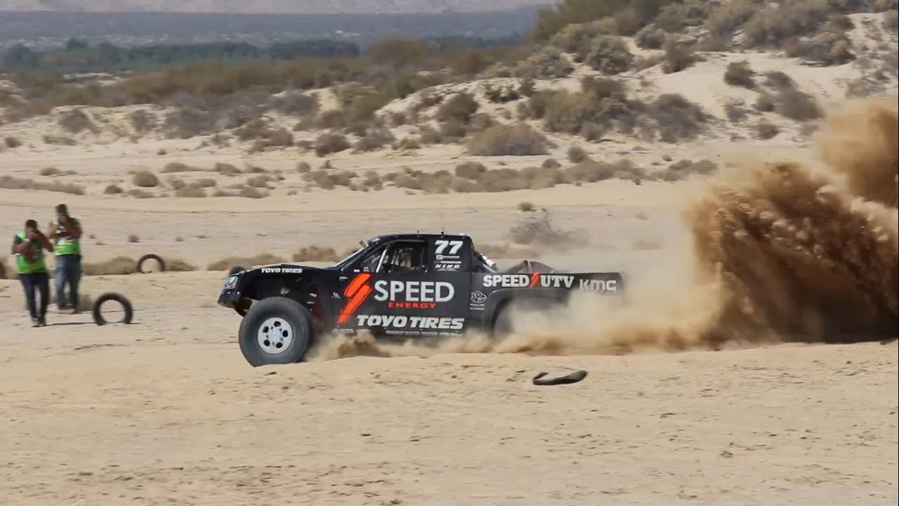 2020 Baja 500 Qualifying - Robby Gordon